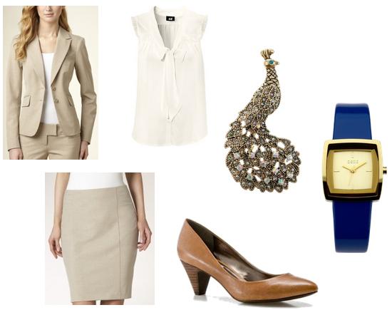 o-tan-pencil-skirt-white-top-blouse-tan-jacket-blazer-cognac-shoe-pumps-watch-howtowear-fashion-style-outfit-spring-summer-work.jpg