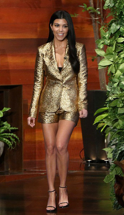 o-tan-shorts-black-top-tank-tan-jacket-blazer-metallic-gold-black-shoe-sandalh-suit-howtowear-fashion-style-outfit-spring-summer-kourtneykardashian-ellen-lanvin-brun-dinner.jpg