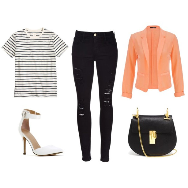 black-skinny-jeans-black-tee-stripe-peach-jacket-blazer-black-bag-white-shoe-pumps-makes-the-casualfriday-style-outfit-lunch.jpg