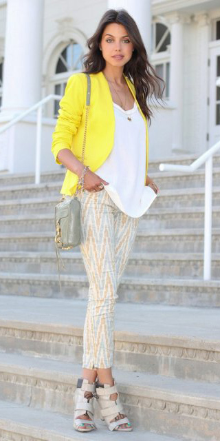 white-skinny-jeans-white-shoe-sandalh-gray-bag-brun-yellow-jacket-blazer-spring-summer-lunch.jpg