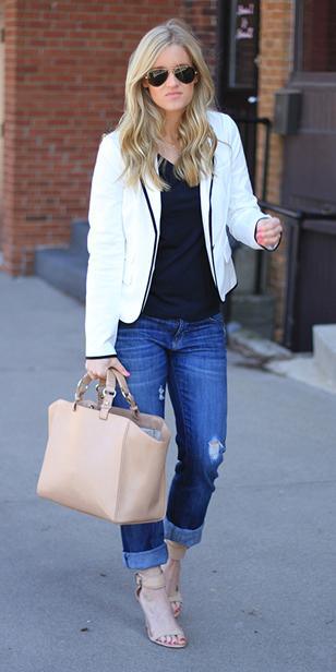 blue-navy-boyfriend-jeans-black-tee-white-jacket-blazer-work-outfit-tan-shoe-sandalh-blonde-sun-tan-bag-tote-spring-summer-work.jpg