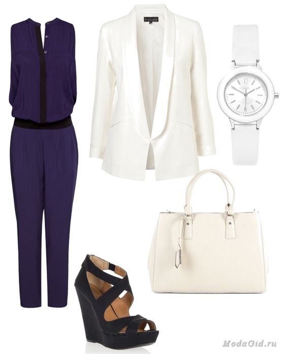 purple-royal-jumpsuit-white-jacket-blazer-black-shoe-sandalw-white-bag-watch-howtowear-fashion-style-outfit-spring-summer-sleeveless-wedge-work.jpg