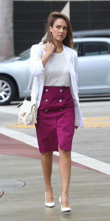 purple-royal-pencil-skirt-white-tee-white-jacket-blazer-white-shoe-pumps-white-bag-sailor-jessicaalba-spring-summer-hairr-work.jpg