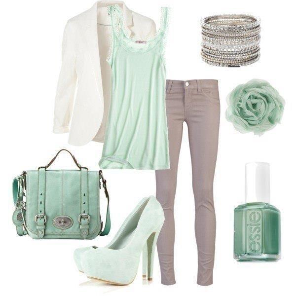 grayl-skinny-jeans-green-light-top-tank-white-jacket-blazer-green-shoe-pumps-pastel-nail-bracelet-green-bag-howtowear-fashion-style-outfit-spring-summer-lunch.jpg