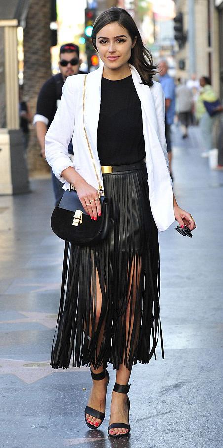 black-midi-skirt-carwash-nail-oliviaculpo-black-shoe-sandalh-black-bag-white-jacket-blazer-spring-summer-hairr-dinner.jpg