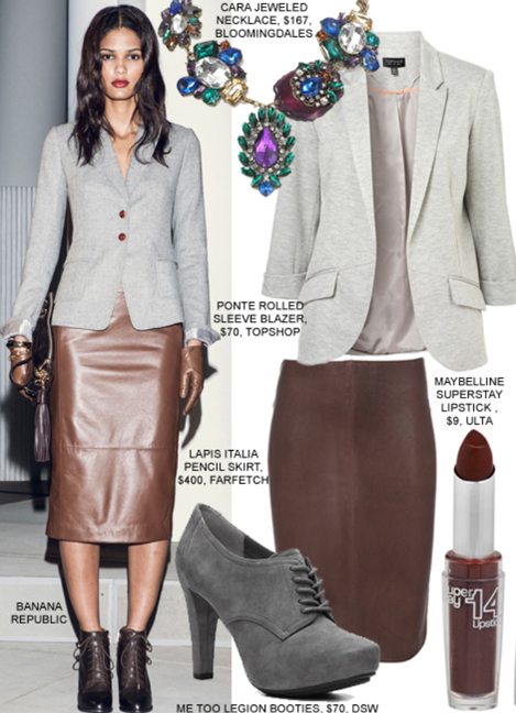 o-brown-midi-skirt-grayl-jacket-blazer-gray-shoe-booties-wear-outfit-spring-summer-brun-work.jpg