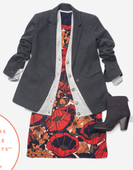 red-dress-zprint-floral-grayd-jacket-blazer-grayl-cardiganl-black-shoe-booties-shift-mini-style-fashion-fall-winter-work.jpg