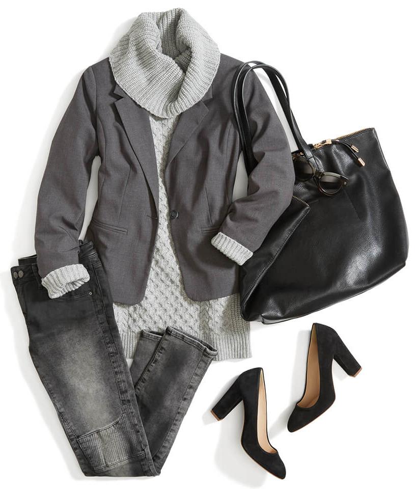 how-to-style-grayd-skinny-jeans-tonal-black-shoe-pumps-black-bag-tote-grayl-sweater-turtleneck-grayd-jacket-blazer-fall-winter-fashion-work.jpg