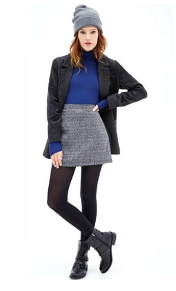 grayl-mini-skirt-blue-navy-sweater-grayd-jacket-blazer-wear-style-fashion-fall-winter-black-tights-cobalt-black-shoe-booties-beanie-hairr-lunch.jpg