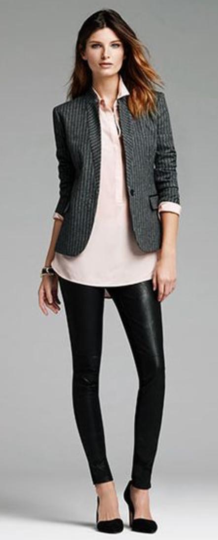 black-leggings-r-pink-light-top-blouse-grayd-jacket-blazer-wear-style-fashion-fall-winter-black-shoe-pumps-leather-hairr-work.jpg
