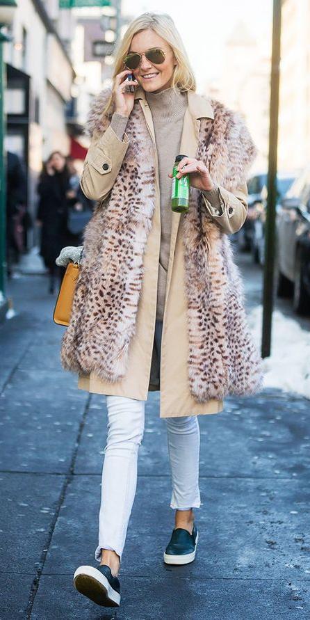 tan-sweater-turtleneck-tan-vest-fur-fuzz-leopard-print-black-shoe-sneakers-sun-yellow-bag-tan-jacket-coat-fall-winter-blonde-lunch.jpg
