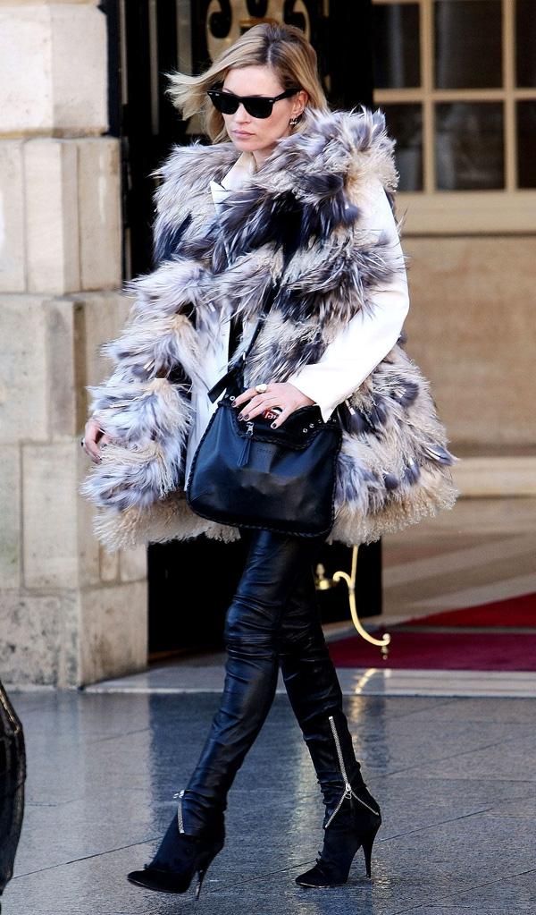 black-skinny-jeans-leather-tan-vest-fur-katemoss-black-bag-black-shoe-booties-blonde-sun-fall-winter-lunch.jpg