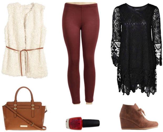 r-burgundy-leggings-black-top-white-vest-fur-cognac-bag-nail-howtowear-fashion-style-outfit-fall-winter-fuzz-lace-tunic-top-cognac-shoe-booties-night-dinner.jpg
