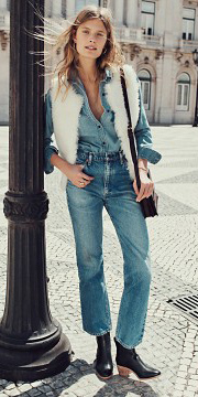blue-light-crop-jeans-blue-light-collared-shirt-black-shoe-booties-black-bag-chambray-white-vest-fur-wear-fashion-style-fall-winter-blonde-lunch.jpg