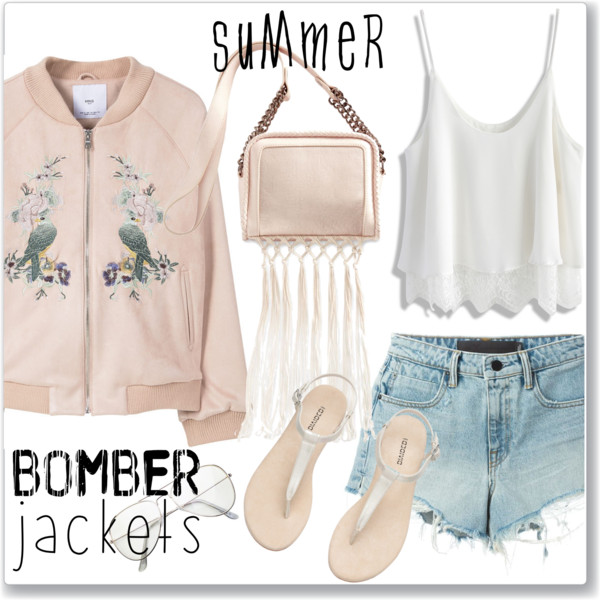 blue-light-shorts-white-cami-pink-light-jacket-bomber-tan-bag-white-shoe-sandals-print-denim-howtowear-fashion-style-outfit-spring-summer-weekend.jpg