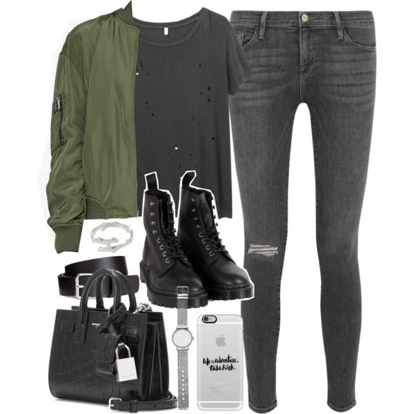 grayd-skinny-jeans-black-tee-green-olive-jacket-bomber-black-shoe-booties-combat-belt-watch-black-bag-fall-winter-weekend.jpg