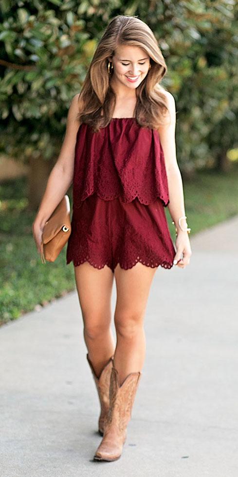 burgundy-jumper-romper-cognac-shoe-boots-hairr-spring-summer-weekend.jpg