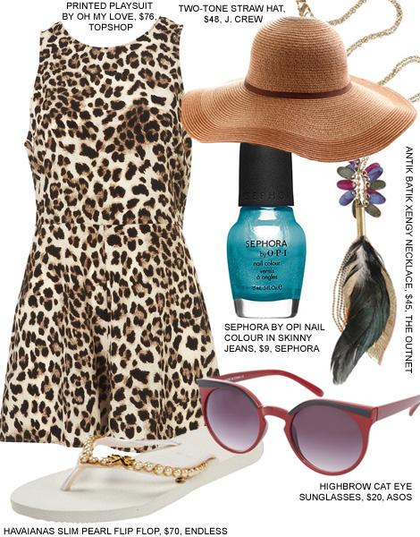 tan-jumper-romper-leopard-print-hat-necklace-pend-sun-spring-summer-weekend.jpg