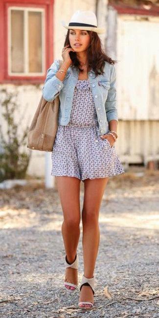 blue-light-jumper-romper-hat-panama-tan-bag-tan-shoe-sandalh-blue-light-jacket-jean-brun-print-spring-summer-weekend.jpg