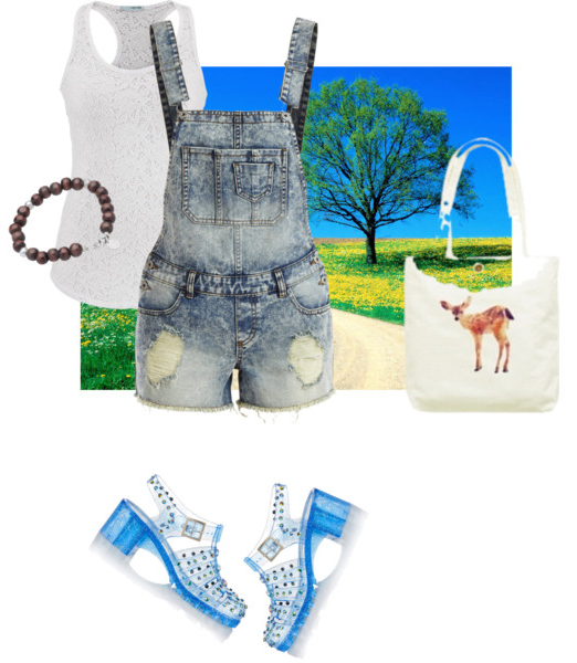 blue-light-jumper-romper-white-top-tank-blue-shoe-sandals-bracelet-white-bag-tote-jean-overalls-howtowear-fashion-style-outfit-spring-summer-weekend.jpg