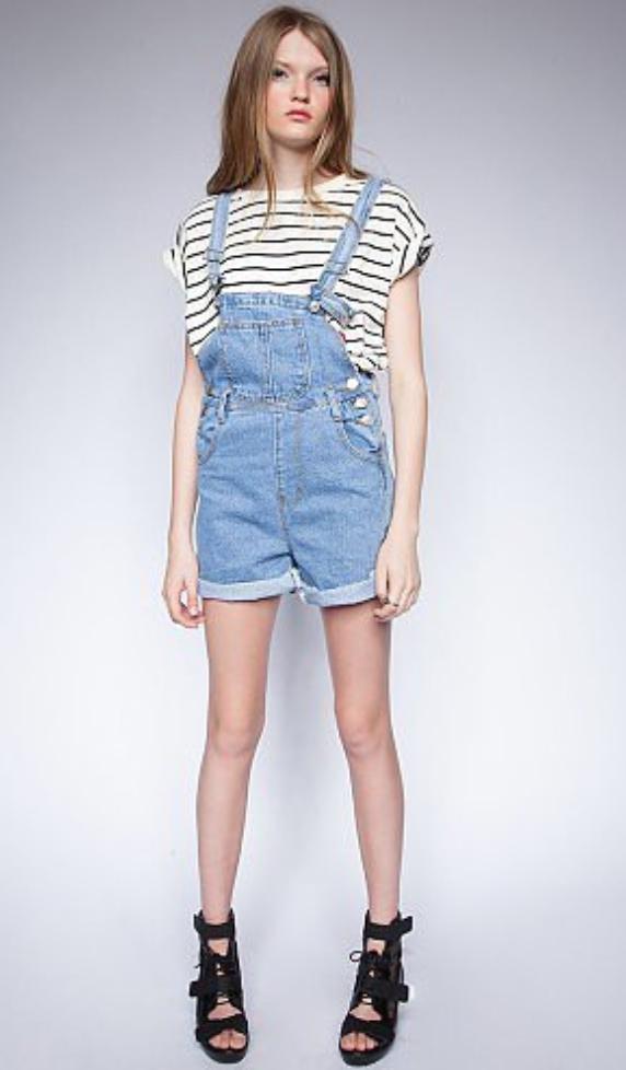 blue-light-jumper-romper-black-tee-stripe-hairr-black-shoe-sandalh-spring-summer-wear-fashion-style-overalls-lunch.jpg
