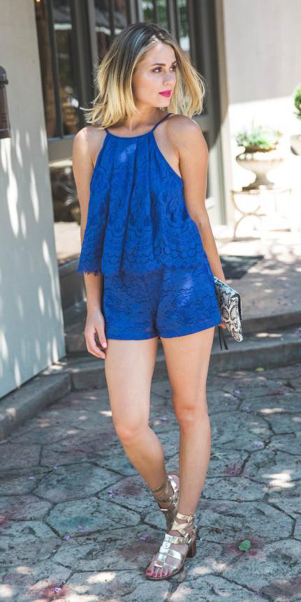 blue-med-jumper-romper-cobalt-blonde-tan-shoe-sandalh-white-bag-clutch-spring-summer-lunch.jpg