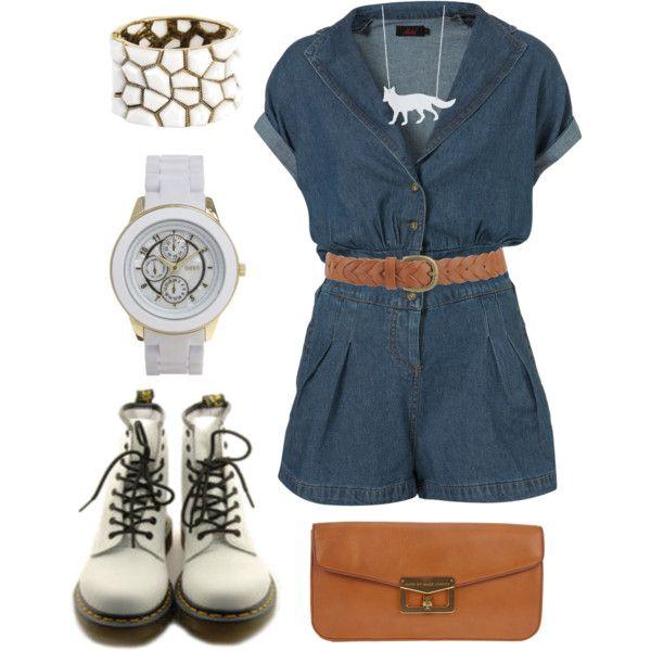 blue-navy-jumper-romper-watch-belt-necklace-white-shoe-booties-bracelet-spring-summer-weekend.jpg