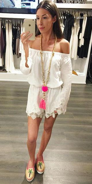 white-jumper-romper-tan-shoe-flats-necklace-brun-spring-summer-weekend.jpg
