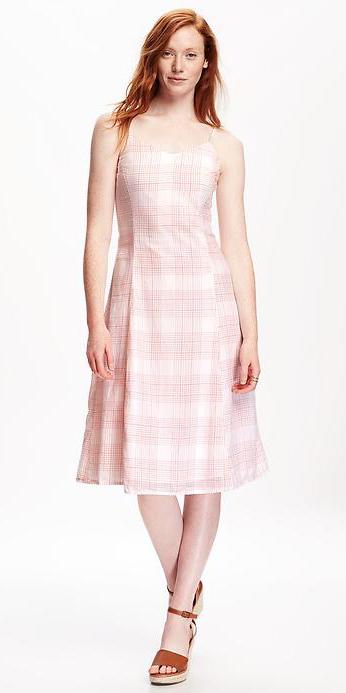 r-pink-light-dress-zprint-plaid-cognac-shoe-sandalw-aline-tank-plaid-wear-style-fashion-spring-summer-wedges-hairr-lunch.jpg