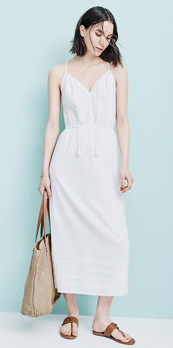 white-dress-cognac-shoe-sandals-tan-bag-tote-straw-tank-midi-wear-style-fashion-spring-summer-brunette-weekend.jpg