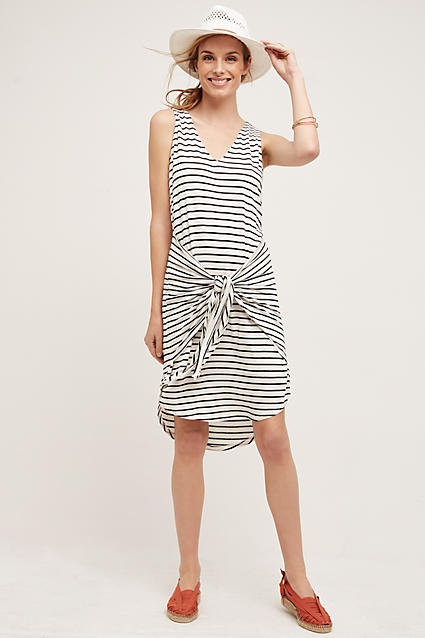 white-dress-zprint-stripe-orange-shoe-sandalw-tank-wear-style-fashion-spring-summer-hat-blonde-weekend.jpg