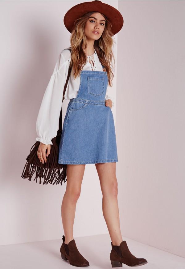 blue-light-dress-jumper-denim-white-top-blouse-brown-bag-fringe-hat-blonde-brown-shoe-booties-fall-winter-weekend.jpg