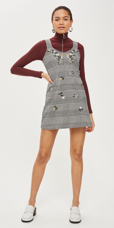 grayl-dress-jumper-burgundy-sweater-turtleneck-brun-hoops-white-shoe-loafers-fall-winter-lunch.jpg