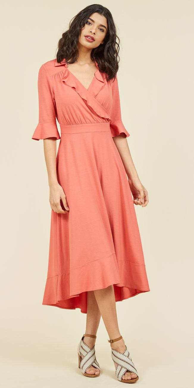 orange-dress-wrap-midi-white-shoe-sandalh-brun-spring-summer-lunch.jpg