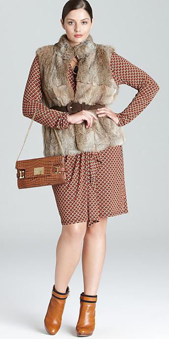 orange-dress-zprint-tan-vest-fur-cognac-shoe-booties-cognac-bag-howtowear-fashion-style-outfit-fall-winter-wide-belt-wrap-necklace-hairr-lunch.jpg