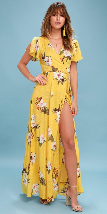 yellow-dress-wrap-floral-print-earrings-hairr-tan-shoe-sandalh-maxi-spring-summer-dinner.jpg