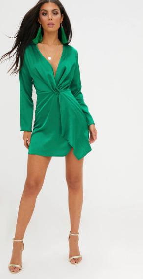 green-emerald-dress-wrap-earrings-necklace-brun-tan-shoe-sandalh-spring-summer-dinner.jpg