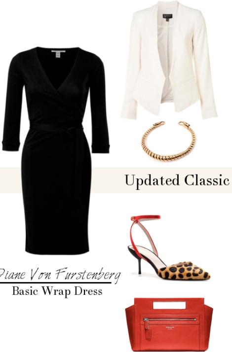 black-dress-white-jacket-blazer-red-bag-tan-shoe-pumps-leopard-bracelet-wrap-wear-style-fashion-spring-summer-office-work.jpg