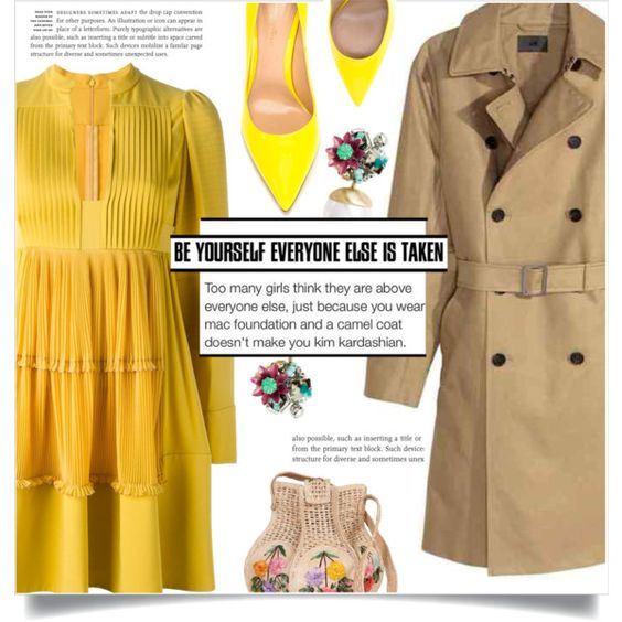 yellow-dress-peasant-yellow-shoe-pumps-tan-bag-tan-jacket-coat-trench-spring-summer-dinner.jpg