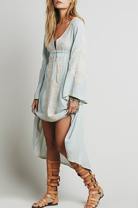 blue-light-dress-peasant-midi-blonde-cognac-shoe-sandals-gladiators-spring-summer-weekend.jpg