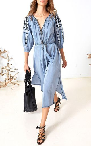 blue-light-dress-peasant-black-shoe-sandalh-black-bag-hairr-spring-summer-lunch.jpg