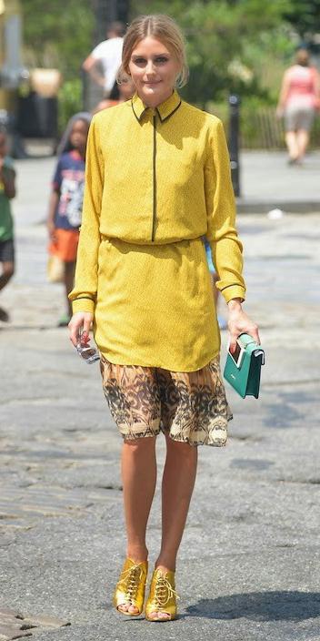 yellow-dress-shirt-layer-pony-yellow-shoe-sandalh-hairr-spring-summer-dinner.jpg