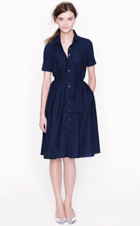 blue-navy-dress-a-gray-shoe-pumps-pony-shirt-wear-style-fashion-spring-summer-hairr-work.jpg