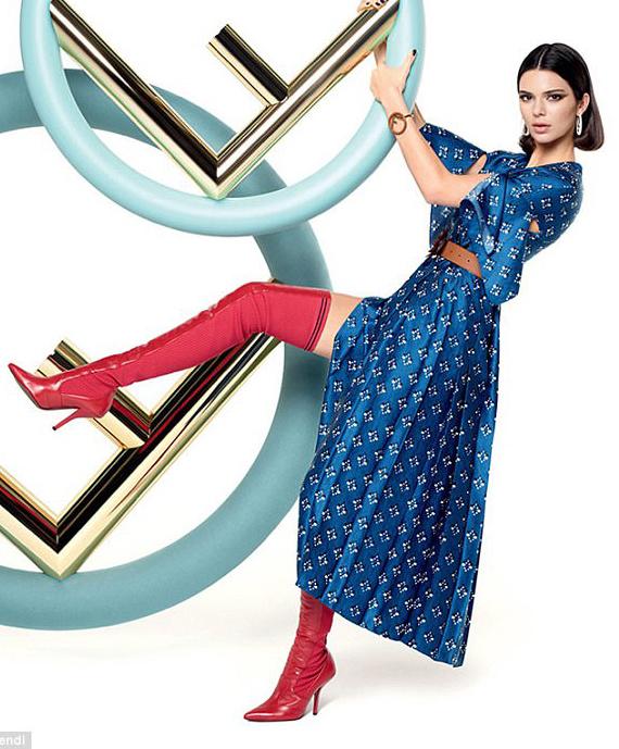blue-navy-dress-shirt-belt-bob-kendalljenner-print-earrings-red-shoe-boots-otk-fall-winter-dinner.jpg