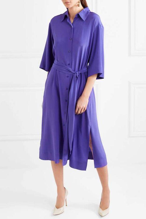 purple-royal-dress-shirt-white-shoe-pumps-midi-spring-summer-dinner.jpg