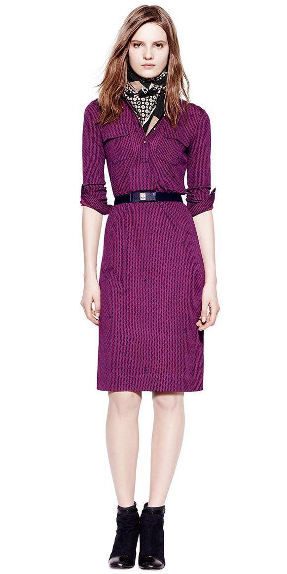 purple-royal-dress-shirt-belt-black-shoe-booties-black-scarf-neck-hairr-fall-winter-work.jpg