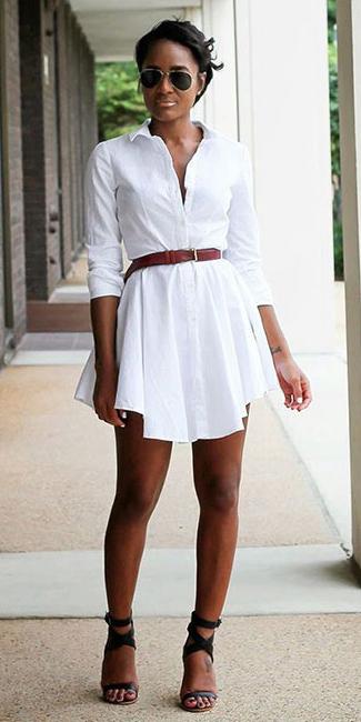 white-dress-black-shoe-sandalh-bun-sun-shirt-wear-style-fashion-spring-summer-belt-brunette-lunch.jpg