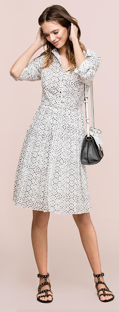 white-dress-black-shoe-sandals-black-bag-shirt-wear-style-fashion-spring-summer-hairr-lunch.jpg
