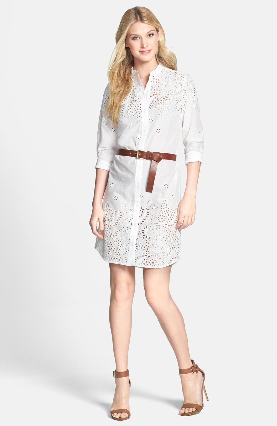 white-dress-cognac-shoe-sandalh-belt-shirt-wear-style-fashion-spring-summer-office-outfit-blonde-work.jpg