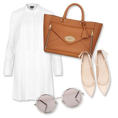 white-dress-white-shoe-pumps-cognac-bag-tote-sun-shirt-howtowear-fashion-style-outfit-spring-summer-lunch.jpg